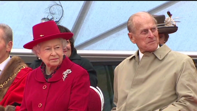 Prince Philip hospitalized