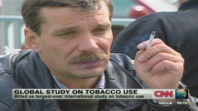 Dire warnings in huge smoking survey