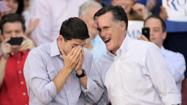 Ryan mocks Biden over flub