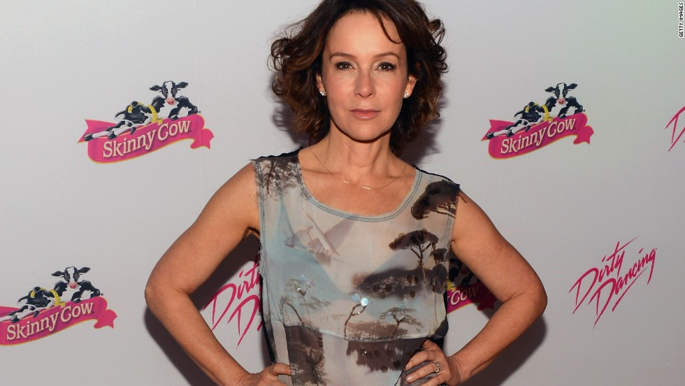 "Surgery on her nose left Jennifer Grey hardly looking like her character of  Frances ""Baby"" Houseman. She has said the plastic surgery hurt her career, but in 2011 she was once again in the limelight as a contestant on ""Dancing With the Stars."""