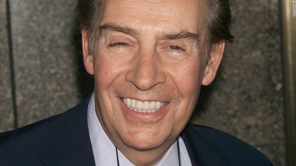 "The actor was tough as Baby's dad, Dr. Jake Houseman but even tougher in his role as beloved Det. Lennie Briscoe on ""Law and Order."" Jerry Orbach died of prostate cancer in 2004."