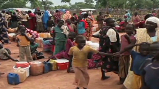 Refugee crisis worsening in South Sudan