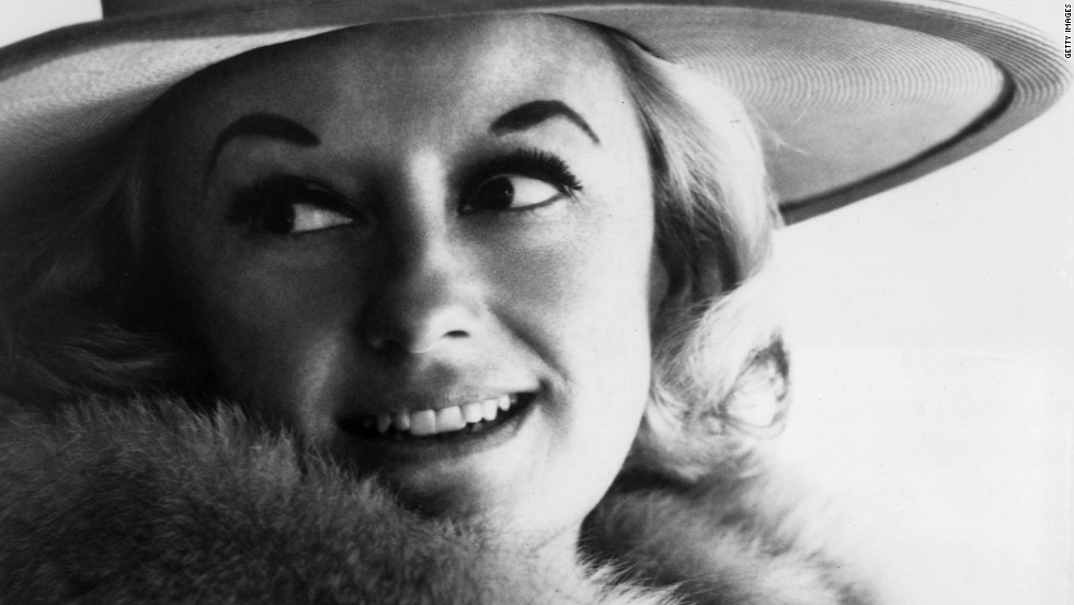 Pictured in the 1960s, Diller started her career as a stand-up comedian at 37.
