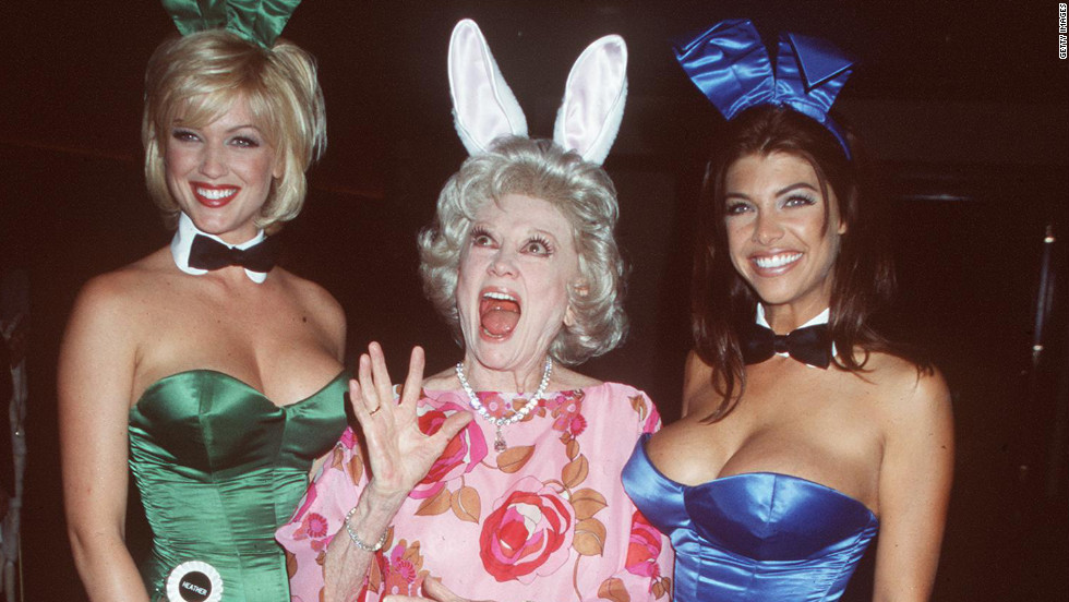 In 1998, Diller attends a Playboy event in Century City, California, where Hugh Hefner was presented a Lifetime Achievement Award by the Friars Club of California.