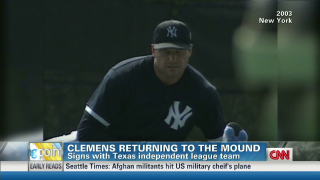 Tough call: Clemens to return to mound?