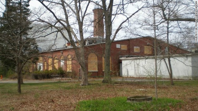 Nikola Tesla's former laboratory in Shoreham, New York, had been owned by a photo processor.