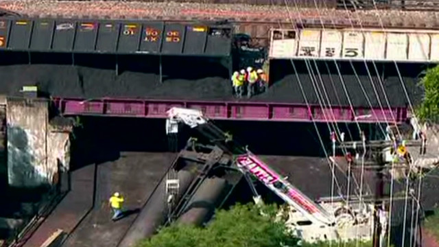 Doomed teens tweeted before derailment