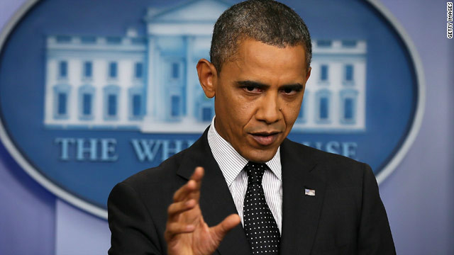 """Decoding Obama's """"red line"""" in Syria"""
