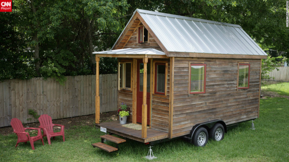 Tiny Homes Hit The Big City