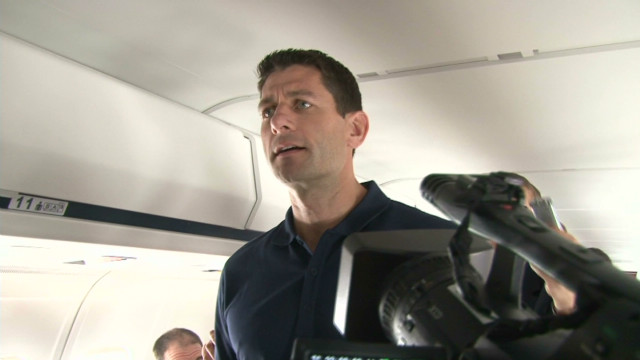 Paul Ryan: Akin 'should have dropped out'