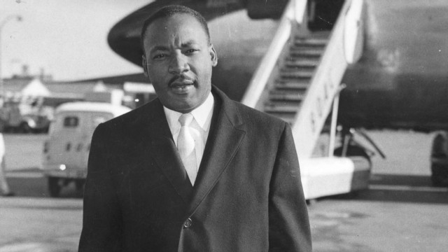 Hear lost interview of MLK Jr.