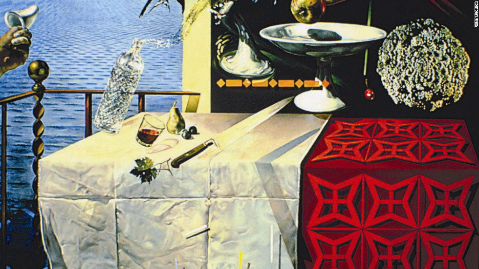 The Dali Museum in St. Petersburg houses works that span surrealist master Salvador Dali's entire career.