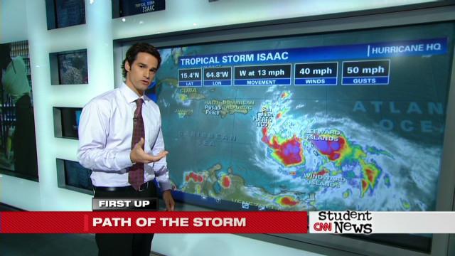 CNN Student News - 8/24/12