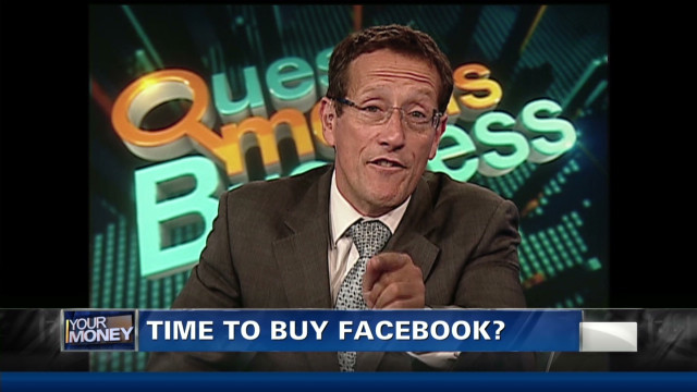 Should you finally buy Facebook?