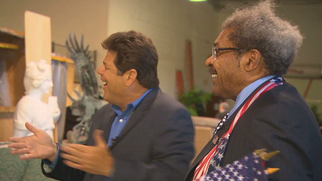 Don King still hard at work at age 81