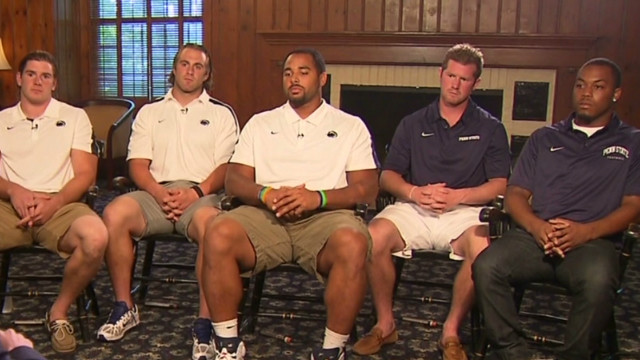 PSU player: I'm not leaving this team