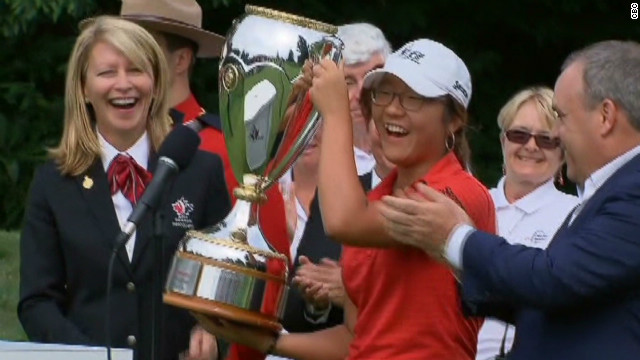 Teen becomes youngest LPGA Tour winner
