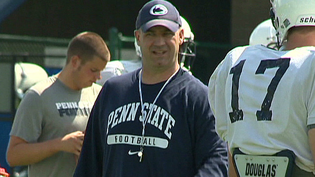 New PSU coach: You run & hide or attack