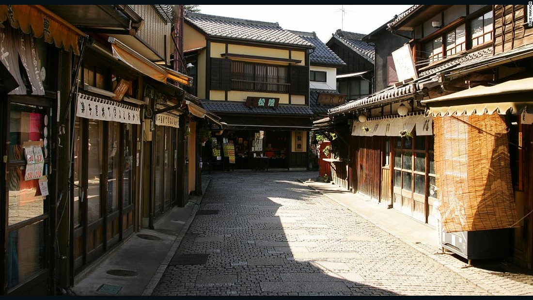 Kawagoe: Most Japanese destination?