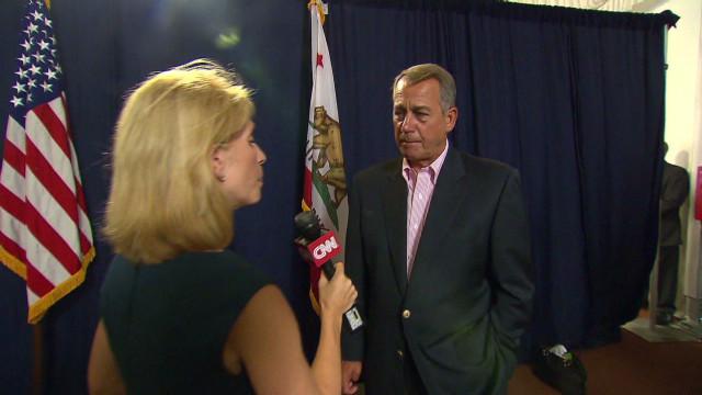 Boehner: Romney to 'reintroduce' himself