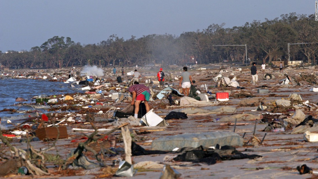 Reflections on Katrina - CNN.com