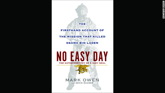 SEAL: Bin Laden book is not political