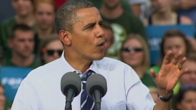Obama to supporters: Don't boo RNC; vote