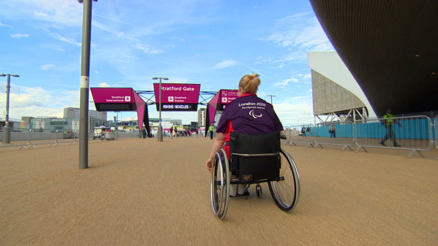 Sponsorships for Paralympics on the rise