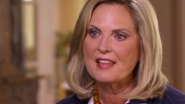 Ann Romney: Stress can trigger MS