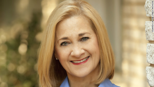 Dr Kathleen Hall of The Stress Institute and Mindful Living Network