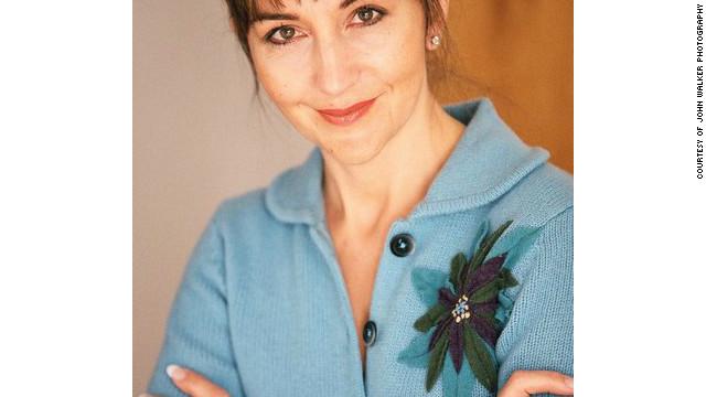 Sue Firth, author