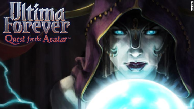 """In """"Ultima Forever,"""" players must make choices based on questions that often don't have black-or-white answers."""