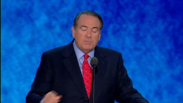 Huckabee addresses Romney's Mormonism