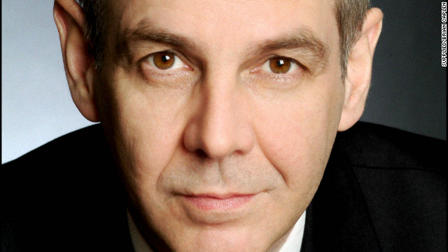 Brian Caplen, editor of The Banker magazine