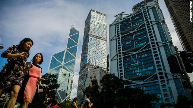 Hong Kong wants Middle Eastern tourists