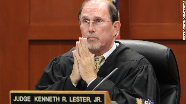 Seminole County Circuit Judge Kenneth Lester will be replaced by Judge Debra Nelson.
