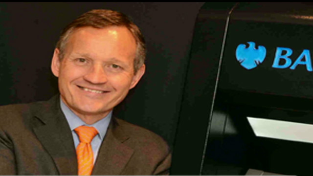 Who is the new Barclays CEO?