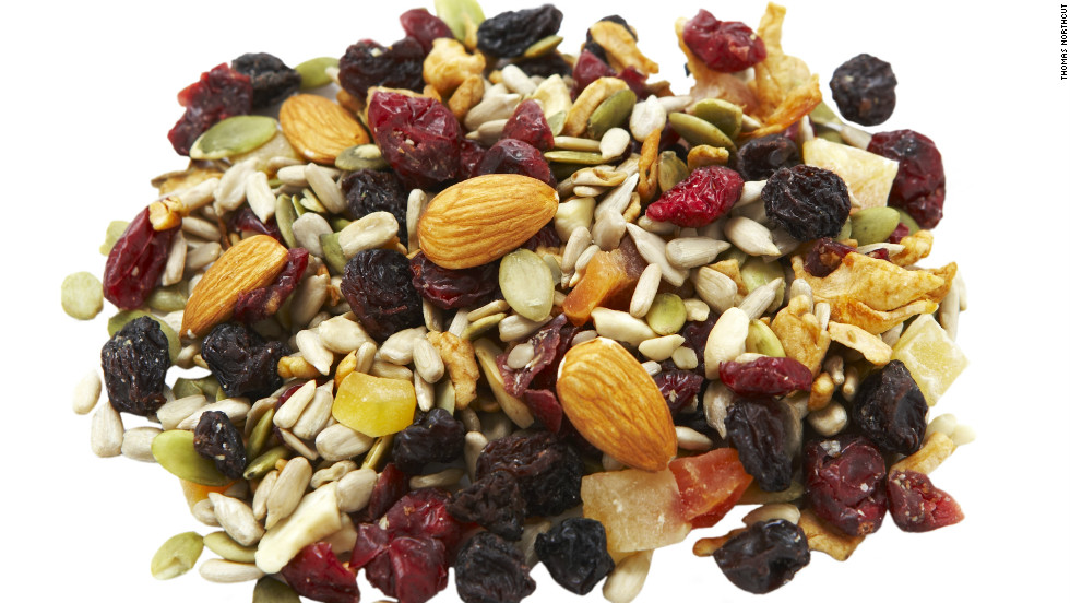<strong>In:</strong> Trail mix