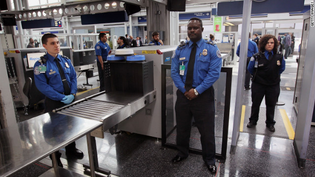 Should TSA officers be armed?