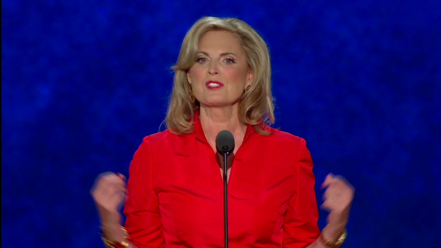 GOP focuses on women, mothers at RNC