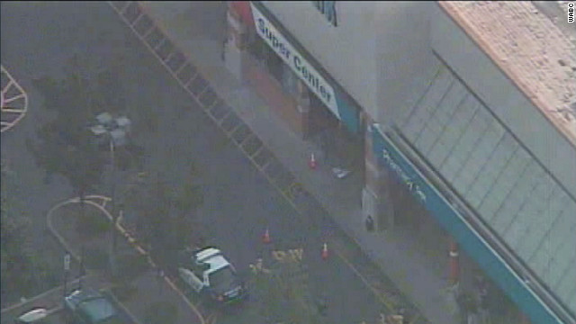 The shooting took place at a Pathmark supermarket in Old Bridge, New Jersey.