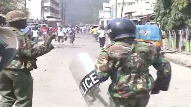 Kenya: Chaos after radical cleric killed