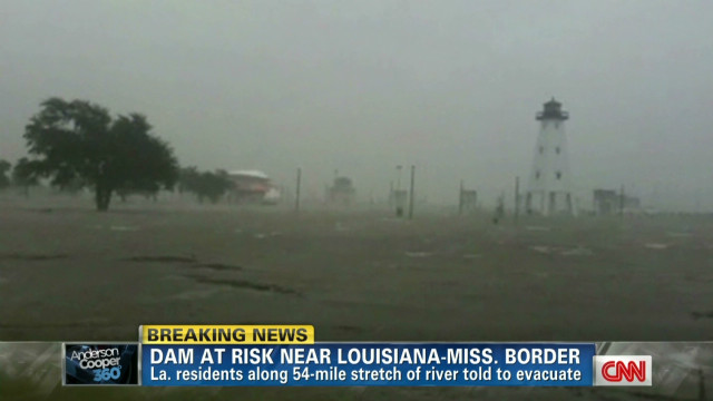 AC360: Hurricane Isaac's wrath