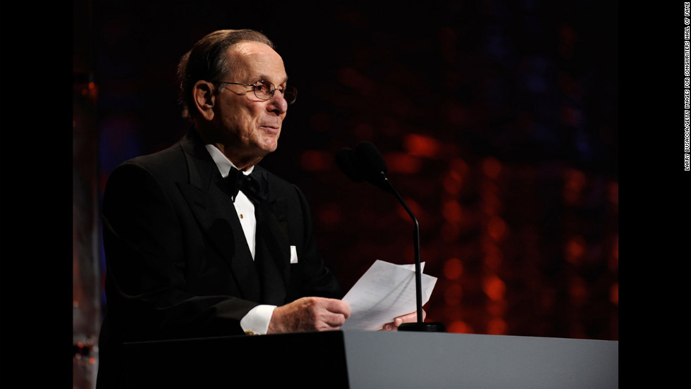 "<a href=""http://www.cnn.com/2012/09/01/showbiz/hal-david-obit/index.html"">Hal David</a>, the lyricist behind such standards as ""Raindrops Keep Falling on My Head"" and ""What the World Needs Now is Love,"" died September 1 at age 91."