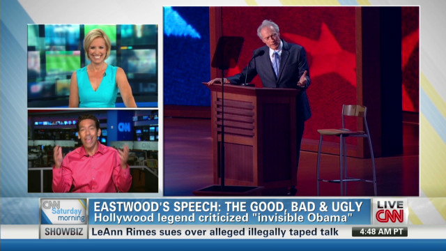 Eastwood's RNC good, bad and ugly