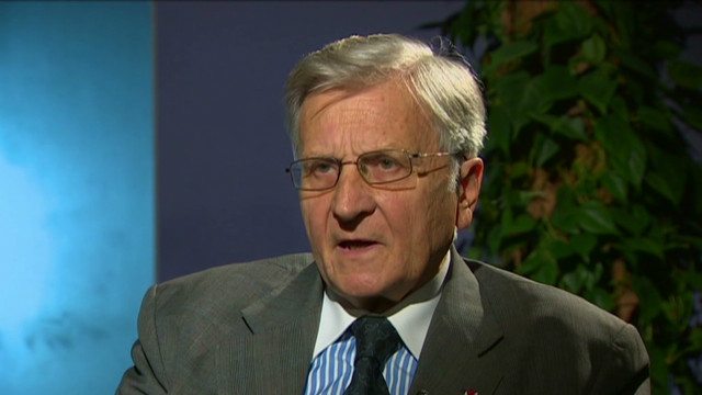 Fmr. ECB head urges bank to unify