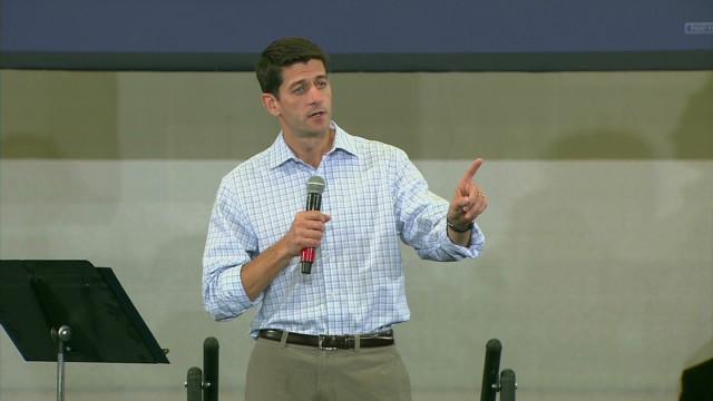 Ryan: Carter years the 'good ol' days'