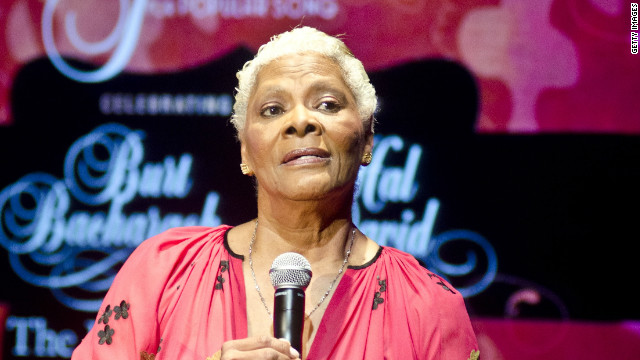 Dionne Warwick is down to her last $1,000 in cash.