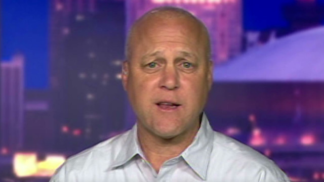 New Orleans mayor: Floodgates worked