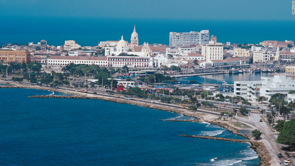 Fall is a great time for finding lower travel prices -- and fewer kids. The coastal city of Cartagena, Colombia, is one option for travelers chasing warmer temperatures.